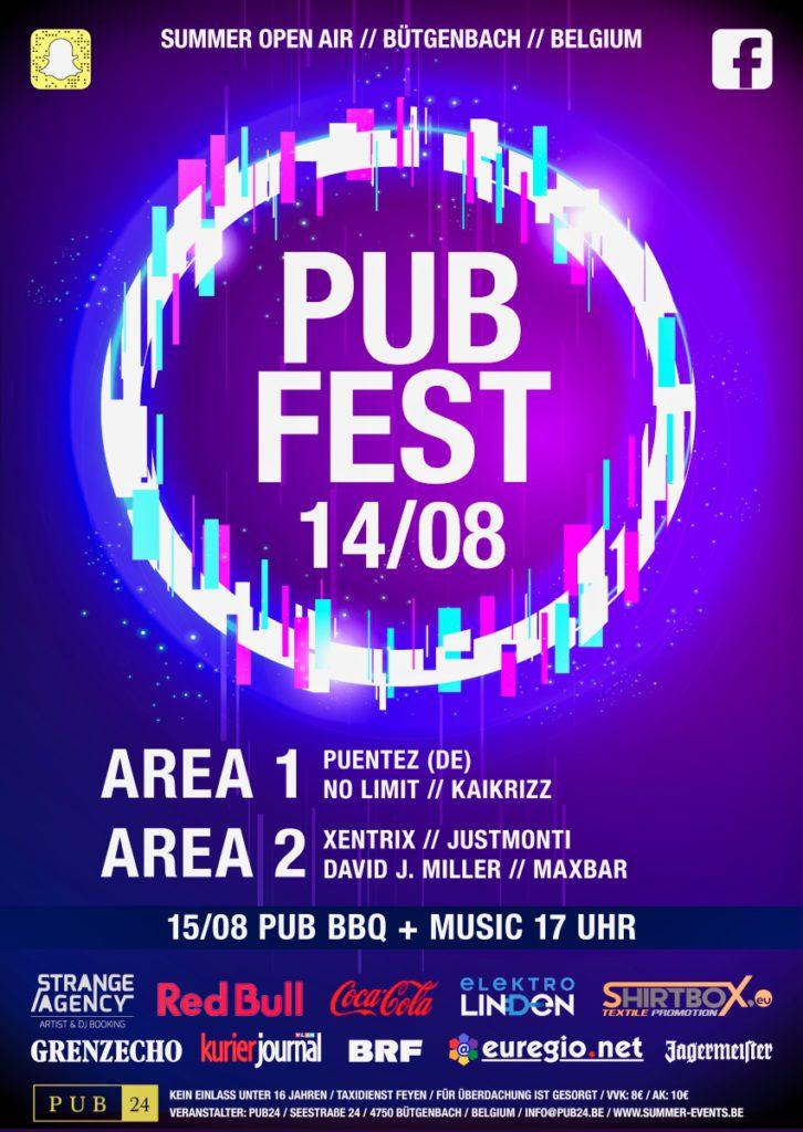 Pub Fest 2019